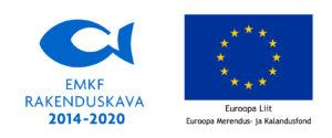 EMKF rakenduskava ja Euroopa Liit logod illustreerimaks Peipsi tegevuskava ja projektid